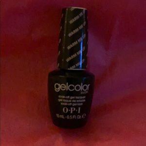 Gel color by OPI